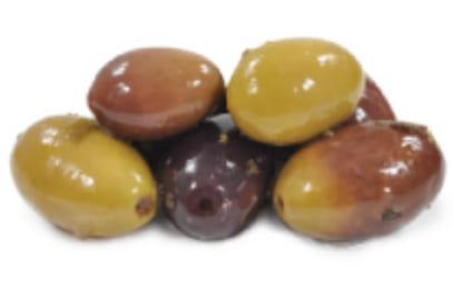 Bulk Tinned Olives