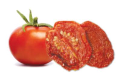 Semi-Dried Tomatoes